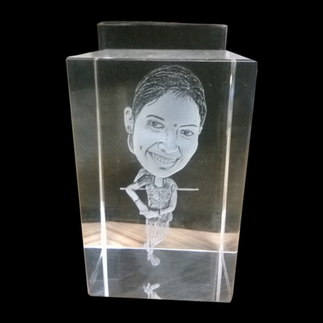 Caricature Crystal