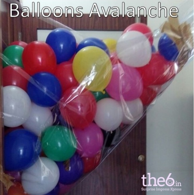 Balloons Avalanche