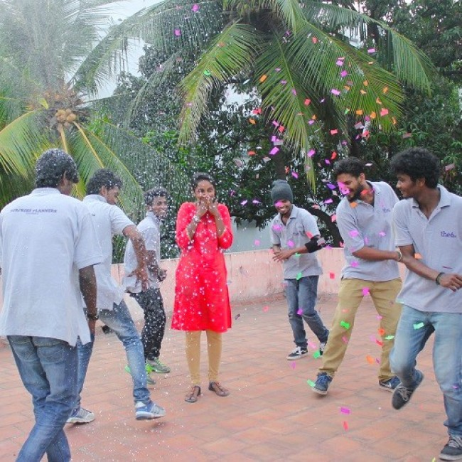 Flashmob - Hyderabad