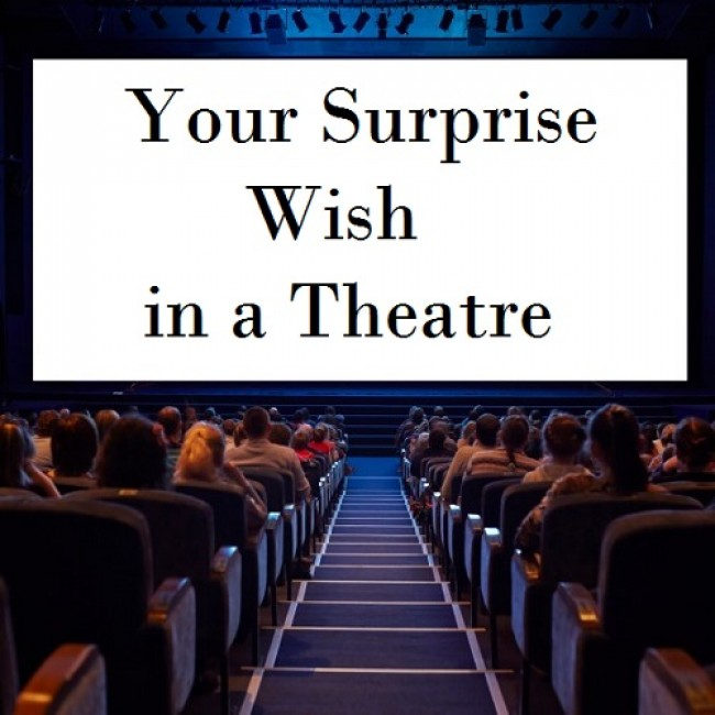 Theater Surprise
