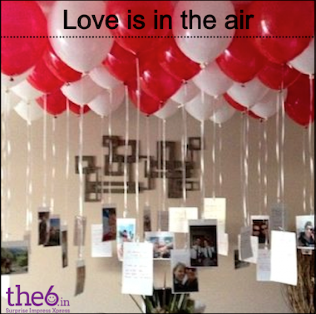 Love is in the air - Coimbatore