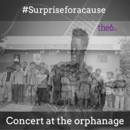 Concert at an Orphanage